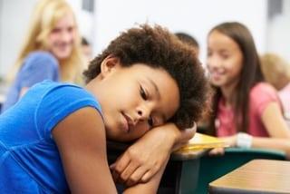 bully in classroom