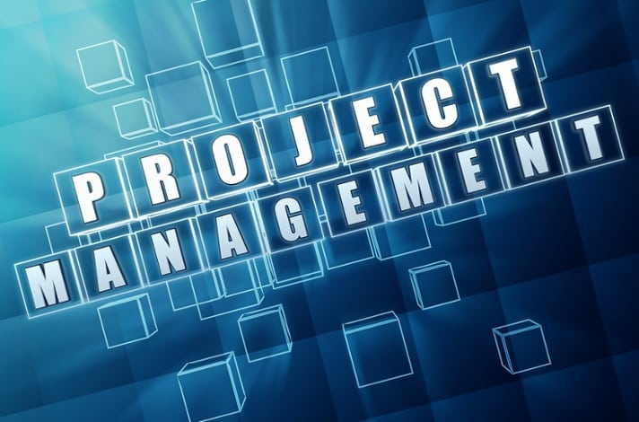 project management in educational content development