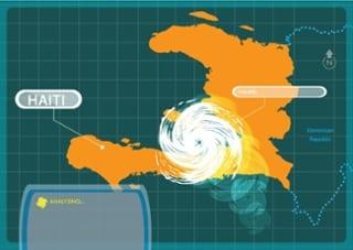 Hurricane Matthew in Haiti