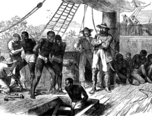 UN experts call for slavery reparations