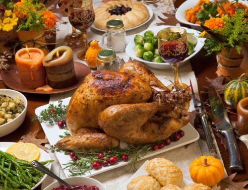 Lesson Plan Ideas for Teaching Thanksgiving
