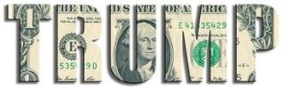 Trump dollar bill conflict of interest