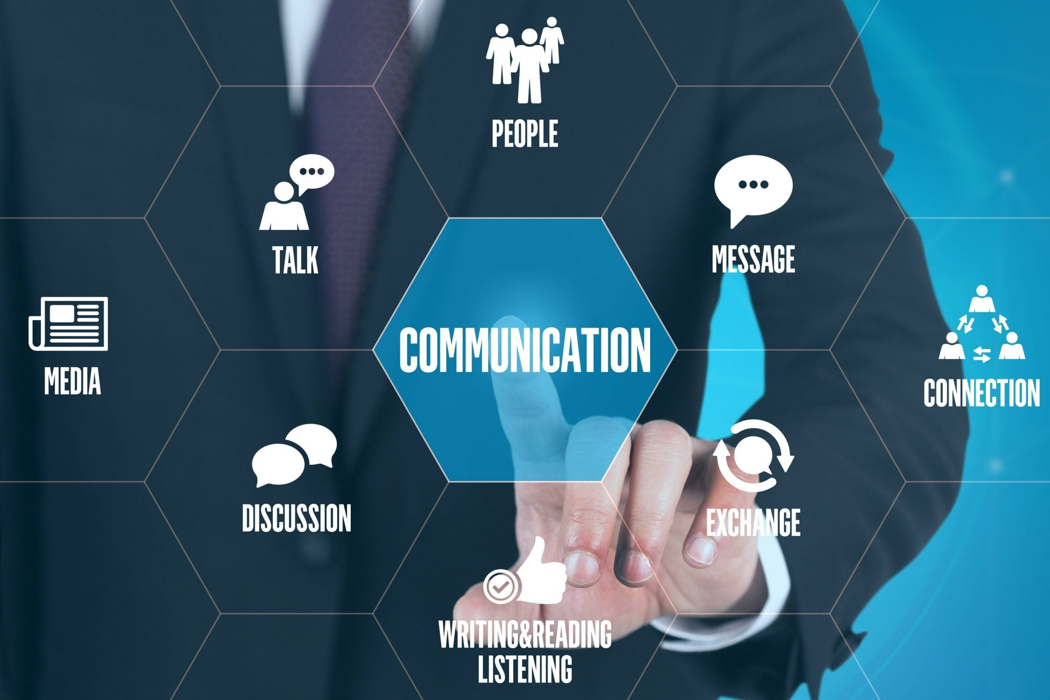 Communication Is Not Just A Word