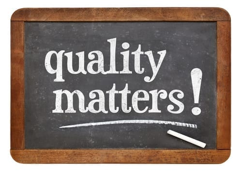 Quality Matters: A Guide to Online Course Development Standards