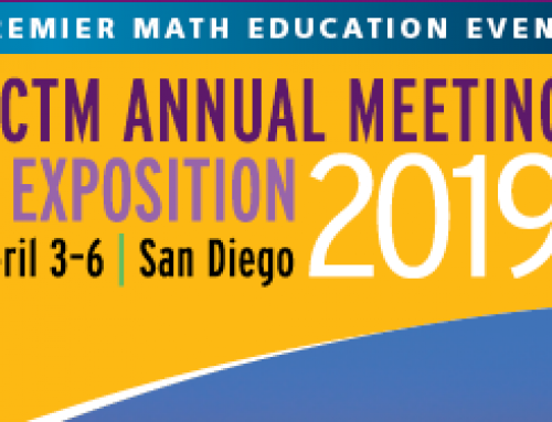 April 3-6, 2019 A Pass at NCTM