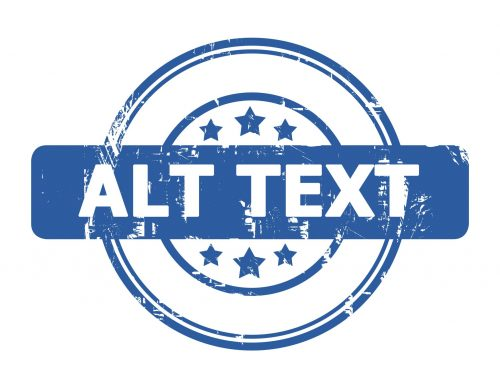 Alt-Text: Things to Consider Before Writing