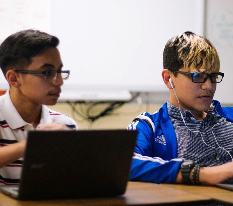 students digital divide